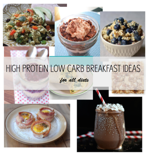 10 High Protein Low Carb Breakfast Ideas For All Diets The