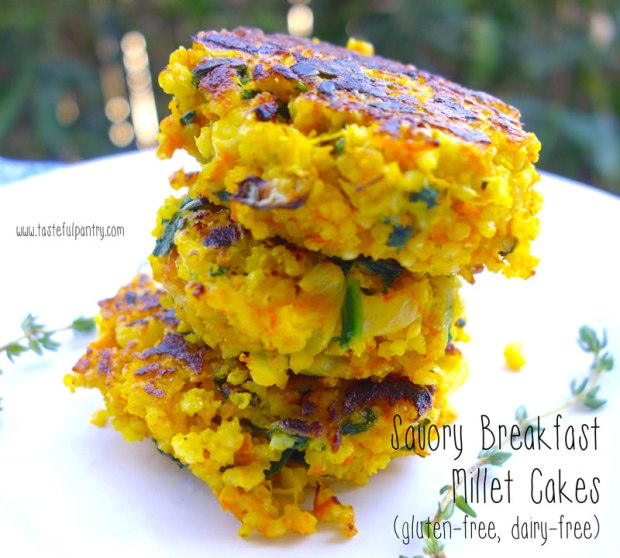 millet-cakes